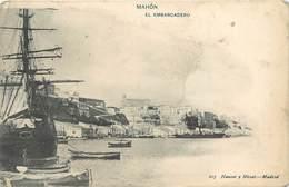 MAHON - El Embarcadero. - Espagne