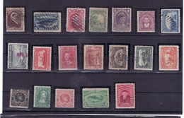 N E U F O U L A N D -  LOTE DE SELLOS NUEVOS CON CHARNELA Y USADOS - Stamps