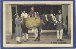 CPA Inde India Britannique Anglaise Non Circulé Hindu Mariage - India