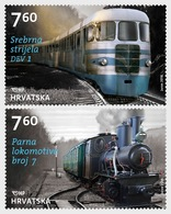 Kroatië / Croatia - Postfris / MNH - Complete Set Samobor Spoorweg 2018 - Kroatië