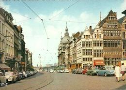 Anvers (Antwerpen, Belgio) Canal Au Sucre, Suikerrui - Antwerpen