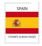 Suplemento Filkasol España 2018 (AÑO COMPLETO) - Ilustrado Color Album 15 Anillas (270x295) SIN MONTAR - Álbumes & Encuadernaciones