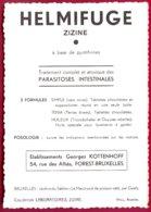 Collection Laboratoires Zizine.Ern.Thill-Bruxelles,Jardins Du Sablon-Le Marchand De Poisson Salé,par Geefs - Vieux Papiers