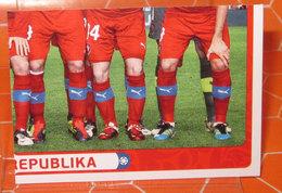 EURO2012 PANINI N. 141   STICKER NEW CON VELINA - Panini