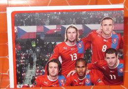EURO2012 PANINI N. 138   STICKER NEW CON VELINA - Panini