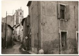 34 Capestang, Vue Sur L'église (depuis La Rue Victor Hugo) Carte Inédite (A3p4) - Capestang