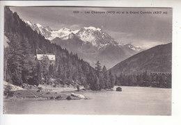 Sp- SUISSE - Lac Champex Et Le Grand Combin - VS Valais