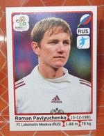 EURO2012 PANINI N. 131 PAVLYUCHENKO   STICKER NEW CON VELINA - Panini