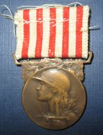 Medaille Commemorative WW1 - France