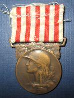 Medaille Commemorative WW1 - Frankreich