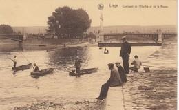 LIEGE / CONFLUENT OURTHE ET MEUSE / LES PECHEURS - Liege