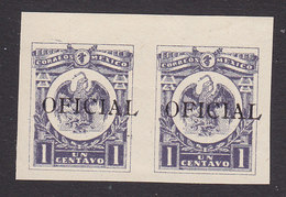 Mexico, Scott #O86, Mint Hinged, Regular Issue Overprinted, Issued 1915 - Mexique