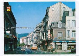 Spa Magasin VANDER ELST Casino BELGA Tabacs Cigarettes Omnibus Bus TOURIST OFFICE - Spa