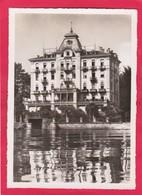 Modern Post Card Of Hotel Victoria Au Lac Lugano,Switzerland,L47. - Other