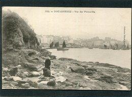 CPA - DOUARNENEZ - Vue Des Plomarc'hs, Animé - Lavandières - Douarnenez