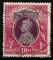 INDIEN Mi.Nr. 161 O (A-6-19) - Indien (...-1947)