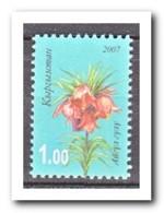 Kirigistan 2007, Postfris MNH, Flowers - Kirgizië