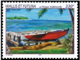 "Wallis YT 632 "" Pirogue Traditionnelle "" 2005 Neuf** - Wallis And Futuna"