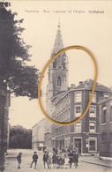"""VERVIERS """"Vue De L'église St HUBERT;"""" Maintenant Démolie  Pas Circulée 1906   Voir Scans  RARE ! - Verviers"""
