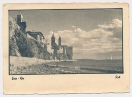 RAB ARBE Croatia Foto Rio Old Photo Postcard - Croatia