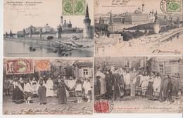 Russie. Moscou. Riga. 13 Cartes. - Cartes Postales