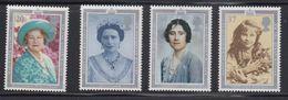 Great Britain 1990 Queen Mother 4v ** Mnh (40944C) - 1952-.... (Elizabeth II)