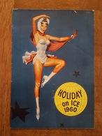 1960 Programme Holiday On Ice - Patinage Artistique - Cirque - Pub Champagne De Cazanove, Pernod, Bières, Banania - Programmes