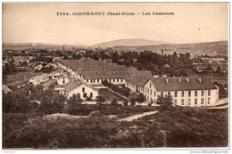 68. Giromagny. Les Casernes - Giromagny