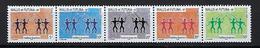 "Wallis YT 635 à 639 "" Guerriers "" 2005 Neuf** - Wallis And Futuna"