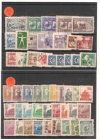 Chine -  Neufs  Et Obliteres  - 49  Stamps   -   REF 18  -  Philatelie° JP - China