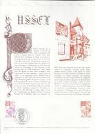 DOCUMENT OFFICIEL 22/76 USSEL - COTE 2009 = 6.00 € - Documents De La Poste