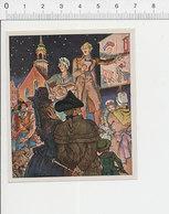 Chanteur De Rue Instrument De Musique Vielle ?? Montreur D'ours Foire Fête Foraine  39/29 - Chromos