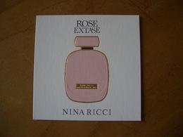 Carte Ricci - Perfume Cards