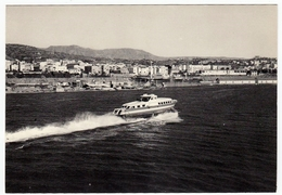 REGGIO CALABRIA - ALISCAFO - Barche