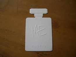 Carte Lanvin Marry Me - Perfume Cards