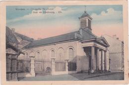 """VERVIERS """" Vues De La Chapelle Ste-Anne """"  Circulée 1924   Voir Scans  RARE ! - Verviers"""