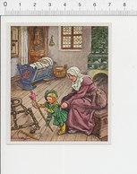Kinderstube / Education Des Enfants Apprentissage De La Marche Ancien Lit Bébé Youpala Berceau Enfant  39/29 - Chromos