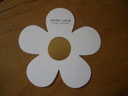 Carte Marc Jacobs Daisy Love - Perfume Cards