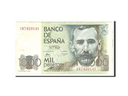 Billet, Espagne, 1000 Pesetas, 1979, 1979-10-23, KM:158, TB - [ 4] 1975-… : Juan Carlos I