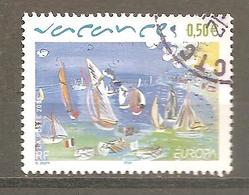 FRANCE 2004 Y T N °3668 Oblitéré Cachet Rond - France