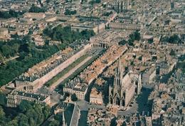 Nancy - Eglise Sainte Epvre - Place De La Carriere Et Place Stanislas 1967 - Nancy