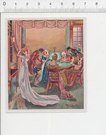 Casino Jeu De Cartes Joueurs  39/29 - Chromos