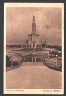 Santuario De Fatima - Fontenario E Basilica - Neogravura, Limitada - Santarem