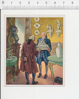 Magasin Boutique De Porcelaine Assiette Ancienne Vase Ancien 39/29 - Chromos