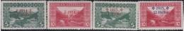 Bosnien   .   Yvert   .     85/88    .    *     .   Ungebraucht Mit Falz   .   /   .    Mint Hinged - Bosnien-Herzegowina