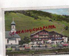 AUTRICHE - TYROL- GERLOS ZILLERTAL TIROL- HOTEL GASPINGERHOF - RARE - Autriche