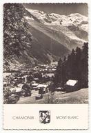 CHAMONIX MONT BLANC 74 - Chamonix-Mont-Blanc