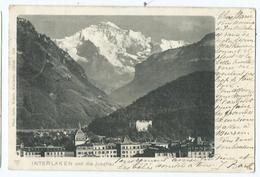 Interlaken Und Die Jungfrau - Suisse