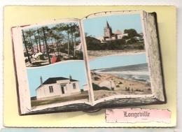 Longueville - Multivues - CPSM° - France