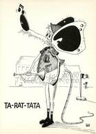 Illustrateurs - Illustrateur Govin - Les Rats - Ta-Rat-Tata - Autographe - Signature - état - Illustrateurs & Photographes